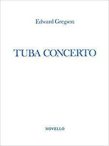 輸入楽譜/チューバ/グレグソン:チューバ協奏曲
