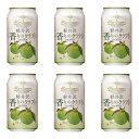 軽井沢ビール 香りのクラフト 柚子 お試し クラフトビール 宅飲み 家飲み セット 地ビール 軽井沢香りのクラフト柚子 6缶セット 350ml×6缶 N-EB