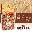 BREZZO社 PASTA&OIL 3色ファルファッレ