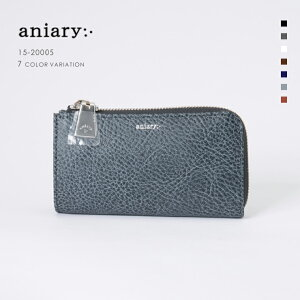 【aniary|アニアリ】Grind Leather グラインドレザー 牛革 Goods キーケース キーケース 15-20005 メンズ [送料無料]