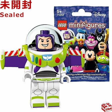 レゴ ミニフィギュア ディズニー シリーズ バズ・ライトイヤー│LEGO Minifigure Disney Series Buzz Lightyear【71012-3】