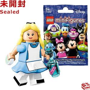 レゴ ミニフィギュア ディズニー シリーズ アリス│LEGO Minifigure Disney Series Alice【71012-7】