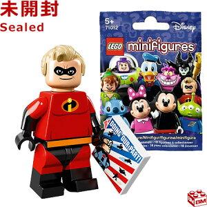 レゴ ミニフィギュア ディズニー シリーズ Mr.インクレディブル│LEGO Minifigure Disney Series Mr. Incredible【71012-13】
