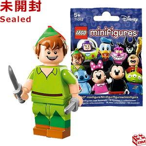 レゴ ミニフィギュア ディズニー シリーズ ピーター・パン│LEGO Minifigure Disney Series Peter Pan【71012-15】