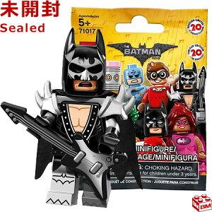 レゴ バットマン ザ・ムービー ミニフィギュアシリーズ グラムメタル・バットマン|THE LEGO Batman Movie Minifigures Series Glam Metal Batman【71017-2】
