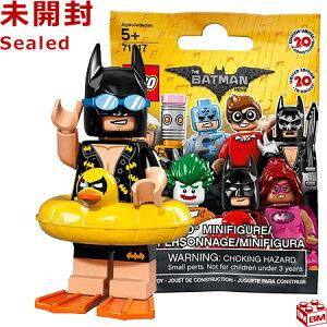 レゴ バットマン ザ・ムービー ミニフィギュアシリーズ バケーション・バットマン|THE LEGO Batman Movie Minifigures Series Vacation Batman 【71017-5】