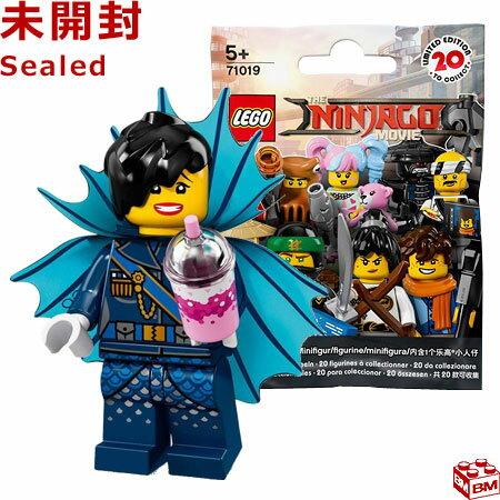 【未開封】レゴ ミニフィギュア レゴニンジャゴー ザ・ムービー シャークアーミー将官1 │The LEGO NINJAGO Movie Series Shark Army General #1 【71019-11】