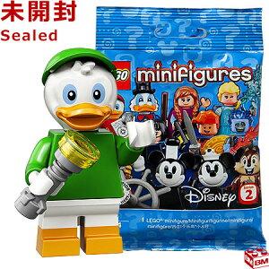 レゴ (LEGO) ミニフィギュア ディズニーシリーズ2 ルーイ(ドナルドの甥)│LEGO Minifigure Disney Series2 Louie【71024-5】