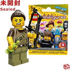 レゴ ミニフィギュア シリーズ12 恐竜ハンター|LEGO Minifigures Series12 Dino Tracker 【71007-10】