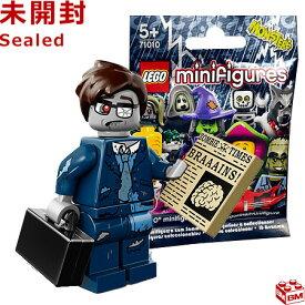レゴ ミニフィギュア シリーズ14 ビジネスマン・ゾンビ|LEGO Minifigures Series14 Zombie Businessman 【71010-13】