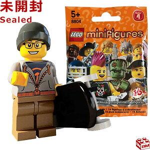レゴ ミニフィギュア シリーズ4 ストリートスケーター|LEGO Minifigures Series4 Street Skater 【8804-9】