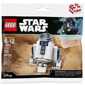 レゴ スター・ウォーズ R2−D2│R2-D2 Exclusive 2017 Minifigure Bagged - polybag 【30611】
