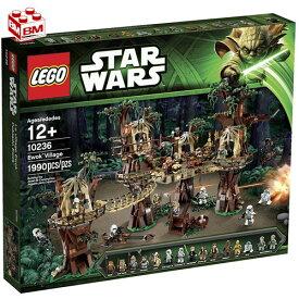 レゴ スター・ウォーズ イウォークビレッジ │ LEGO Star Wars JEwok Village 【10236】