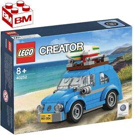 レゴ クリエーター 40252 ミニ フォルクスワーゲン ビートル│LEGO Creator Mini VW Beetle 40252