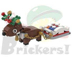 レゴ オリジナルセット/オリジナルセット/トナカイとソリ | LEGO