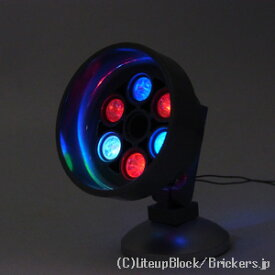 レゴ カスタム パーツ ランプポスト 街灯 ホワイト LED USB給電式 [ White / ホワイト ] | lego