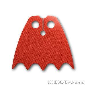 レゴ パーツ カスタムミニフィグマント バットマン [Red/レッド] | レゴ互換品 部品