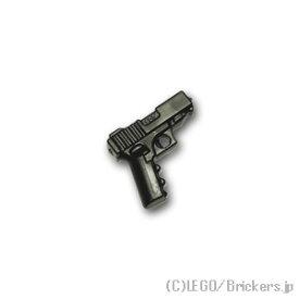 レゴ カスタム パーツ ミニフィグ ハンドガン グロック21 [Black/ブラック] | レゴ互換品 ミニフィギュア 人形 ミリタリー 武器 銃 ピストル