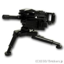 レゴ カスタムパーツ グレネードランチャー Mk19 トライポッド付き [ Black / ブラック ]   lego