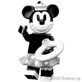 レゴ ミニフィギュア ディズニー シリーズ2 71024 ヴィンテージ ミニー | ミニフィグ lego 人形