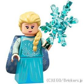 レゴ ミニフィギュア ディズニー シリーズ2 71024 エルサ | ミニフィグ lego 人形 アナと雪の女王 アナ雪 プリンセス