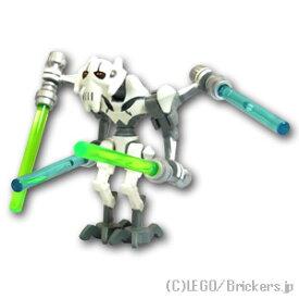 レゴ スター・ウォーズ ミニフィグ グリーヴァス将軍 ( 75040 ) | lego フィギュア 人形 ミニフィギュア スターウォーズ