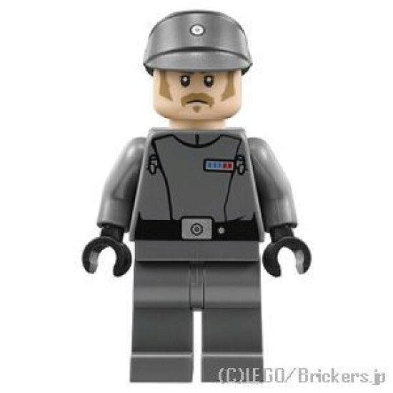 Lego明星·uozuminifigu零賣帝國的rikurutomento·官員(75207)  lego玩偶 Brickers