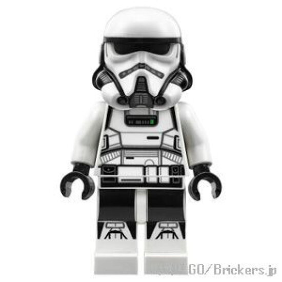Lego明星·uozuminifigu零賣帝國的巡邏·torupa(75207)  lego玩偶 Brickers