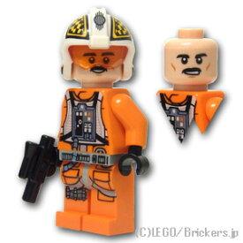 レゴ スター・ウォーズ ミニフィグ ばら売り ビッグズ・ダークライター(75218) | lego 人形