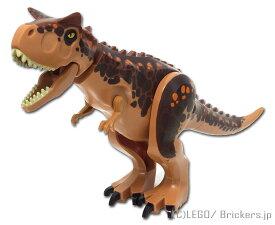 レゴ ジュラシック ワールド ミニフィグ カルノタウルス | lego 人形 ミニフィギュア 恐竜