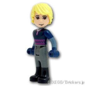 レゴ ディズニー プリンセス ミニフィグ クリストフ - アナと雪の女王( 41066 ) | lego フィギュア 人形 ミニフィギュア アナ雪