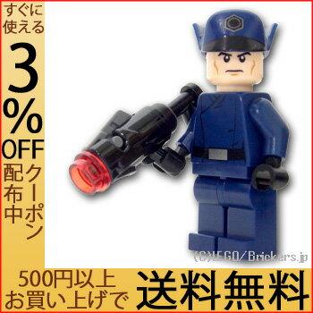 レゴ スター・ウォーズ ミニフィグ ファースト・オーダー・オフィサー ( 75166 ) | lego フィギュア 人形 ミニフィギュア スターウォーズ