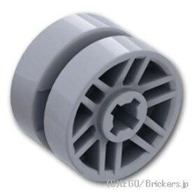 レゴ パーツ ホイール 14mm D. x 9.9mm 6スポーク [ Flat Silver / フラットシルバー ]   lego 部品