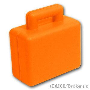 レゴ デュプロ パーツ スーツ ケース [Orange/オレンジ] | LEGO純正品の バラ 売り ブロック 収納