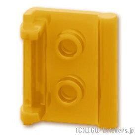 レゴ ミニフィグ パーツ 本 - 裏表紙 2スタッド [ Pearl Gold / パールゴールド ]   lego 部品 ミニフィギュア