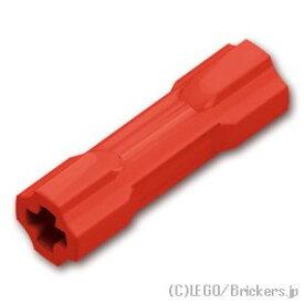 レゴ テクニック パーツ 軸コネクター 3L [ Red / レッド ] | lego