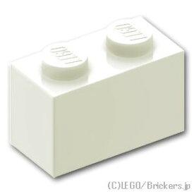 レゴ パーツ ブロック 1 x 2 [White/ホワイト]   LEGO純正品の バラ 売り