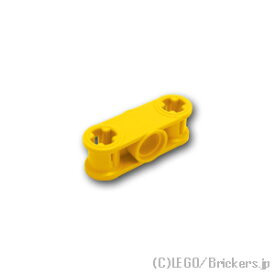 レゴ テクニック パーツ 軸 / ピンコネクター - 垂直 3L [ Yellow / イエロー ] | lego