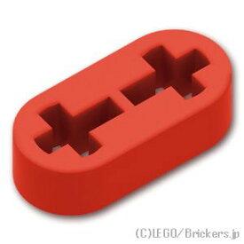 レゴ テクニック パーツ リフトアーム 1 x 2 - 薄型 [Red/レッド]   LEGO純正品の バラ 売り
