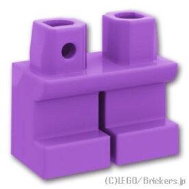 レゴ パーツ ミニフィグ ショートレッグ [Md,Lavender/ミディアムラベンダー] | LEGO純正品の バラ 売り