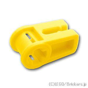 レゴ テクニック パーツ 軸 ワイヤーコネクター [Yellow/イエロー] | LEGO純正品の バラ 売り