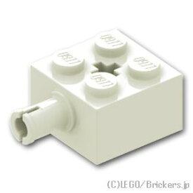 レゴ パーツ ブロック 2 x 2 - ピン/十字穴 [White/ホワイト]   LEGO純正品の バラ 売り