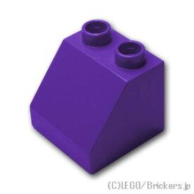 レゴ デュプロ パーツ スロープ 2 x 2 [ Dark Red / ダークレッド ] | 大きいレゴブロック