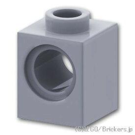 レゴ テクニック パーツ ブロック 1 x 1 [Light Bluish Gray/グレー]   LEGO純正品の バラ 売り