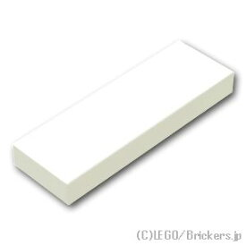 レゴ パーツ タイル 1 x 3 [White/ホワイト]   LEGO純正品の バラ 売り