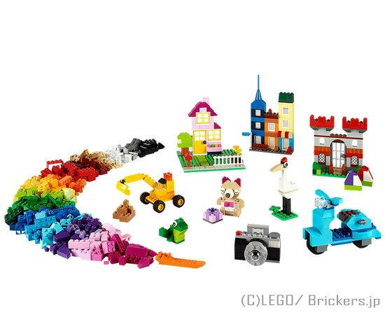レゴ クラシック 黄色のアイデアボックス スペシャル | lego 10698