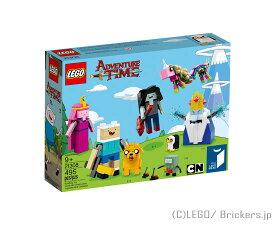 レゴ アイデア アドベンチャー・タイム | lego 21308