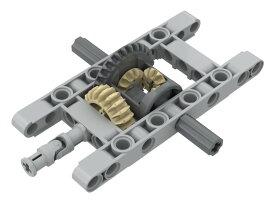 レゴ オリジナルセット ディファレンシャルギアセット   LEGO 純正パーツ使用【メール便不可】