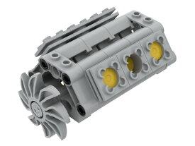 レゴ オリジナルセット/V6エンジンセット | LEGO BROS057