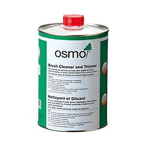 オスモ&エーデル OSMO COLOR オスモカラー専用刷毛洗浄液 1L